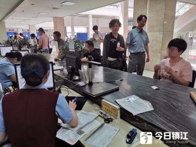 镇江全面实行车辆购置税信息联网