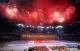 朝鲜举行大型团体操和艺术演出