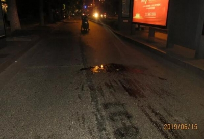 润州交警以案示警:生命的代价 酒后驾驶非机动车酿惨剧!