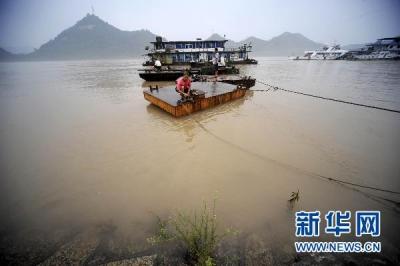镇江解除洪水Ⅳ级预警和应急响应