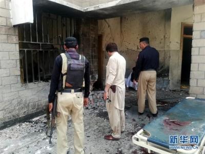 巴基斯坦西北部发生袭警事件6人死亡
