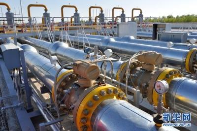 中亚天然气管道上半年向国内输气超230亿立方米