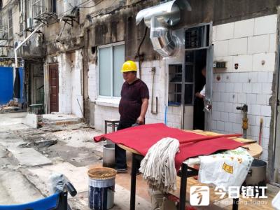 镇江市区2019年度老旧小区改造启动  涉及14个片区50万平方米