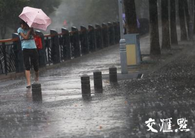 """""""高温+冰雹"""",江苏沿江、苏南局部地区收获强对流""""套餐"""""""