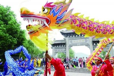 """镇江""""民俗文化周""""的传承和共享"""