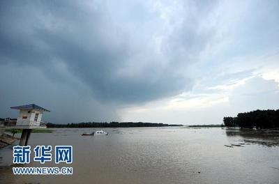 雨太猛!苏南运河无锡苏州段水位超警戒