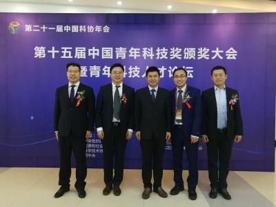江苏7名青年科研工作者摘得中国青年科技奖!科研创新的秘诀是……