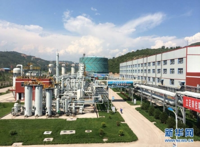 中韩最大能源化工合资项目投运