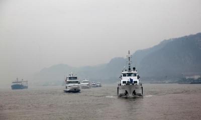 护航长江航运  镇江两部门建立检察监督与海事执法协作机制
