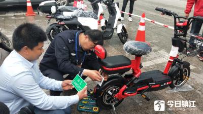 @镇江市民:旧电动车备案登记8月15日截止,没办理的请抓紧了!