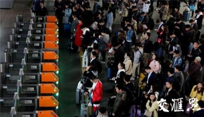 暑运过半,长三角铁路发送旅客6870万人次