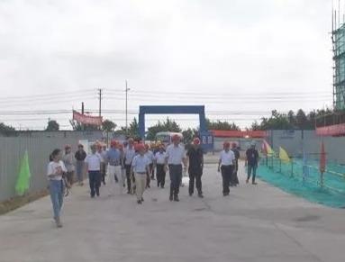 丹阳市领导分多组开展安全生产大检查