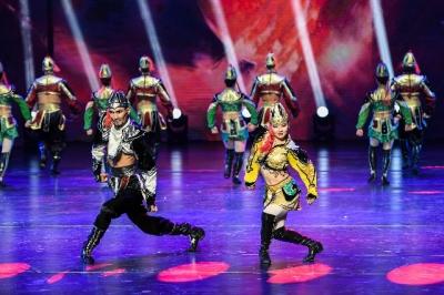 第十一届中国国际民间艺术节开幕