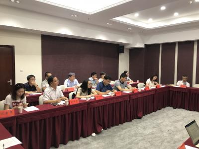 全省环保信用及环责险调研活动在镇江举行