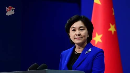 中国相关企业暂停新的美国农产品采购 华姐回应了