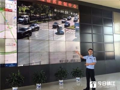 """记者带您看镇江""""民生实事""""进展:南徐大道通行率提升 社区卫生服务渐受欢迎"""