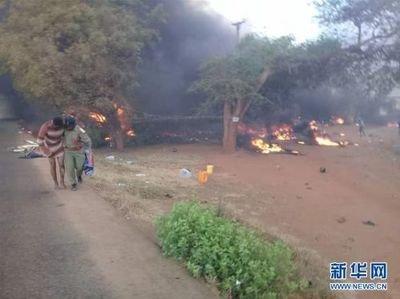 坦桑尼亚油罐车爆炸事故死亡人数升至100人