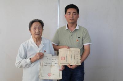 """瞧瞧60年前的镇江""""乡人大代表当选证书""""是啥样的"""