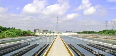 现在,丹阳每天取水能力达50万吨