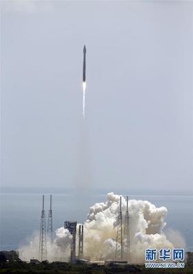 美国发射一颗军用通信卫星