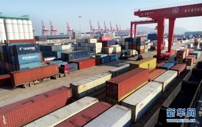 7月我国国际货物和服务贸易顺差1915亿元人民币