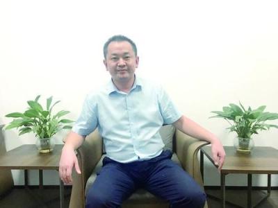 专业服务让我们稳健发展——访长城人寿镇江中心支公司总经理戚晓军