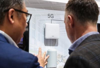 华为助力英国又一运营商开通5G服务