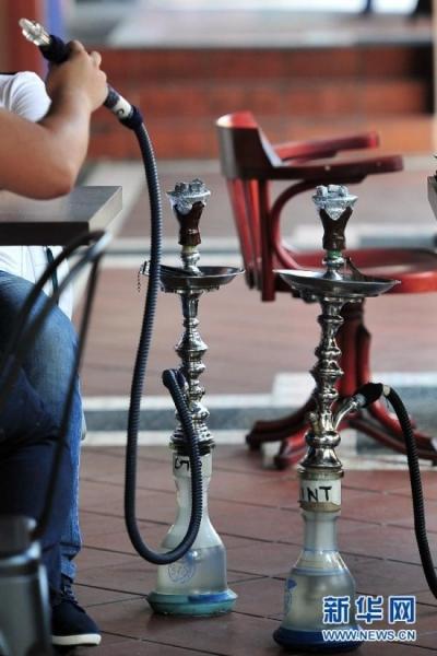 新研究称抽水烟危害比香烟更大