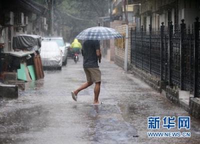 今明两天淮北地区多局部阵雨 8日起苏南将受台风影响