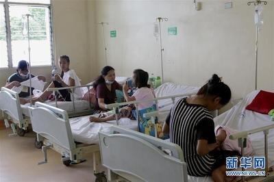 菲律宾宣布全国进入登革热疫情暴发状态