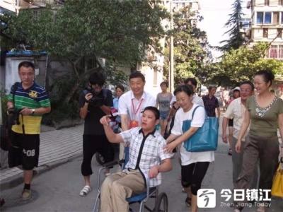 【镇事今编】我自豪,我是中国人|朱启明:帮到需要帮助的人,我感到无比自豪