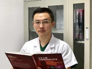 慢性疼痛是病,得治!——访市四院疼痛科主任朱永强博士