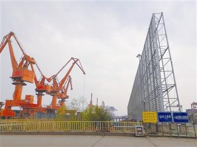 创造性推动港口生态环境综合整治