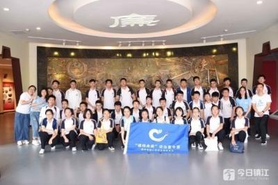 扬中检察:趣味法治夏令营  提升普法教育质效