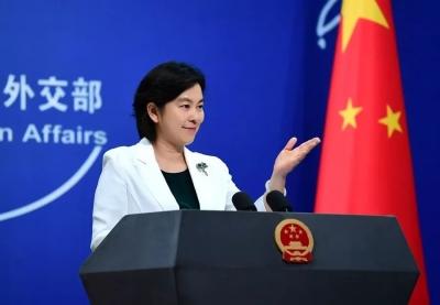 美议员提议不卖给香港防暴设备 华春莹霸气回应:是想留着自己用?
