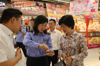 润州区开展国庆食品安全系列专项检查