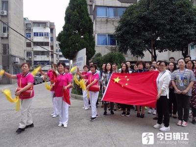 丹阳凤凰新村社区——连续22年升挂国旗仪式引领社区文明新风尚