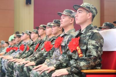 又是一年新兵入伍季  镇江新区46名子弟将光荣奔赴火热军营