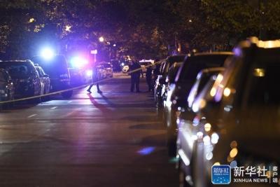 美国首都华盛顿特区发生枪击事件 导致1死5伤
