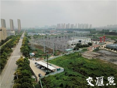五大功能合一,江苏首个多站融合变电站在无锡投运