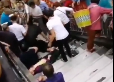 四川巴中一购物中心开业促销发生拥挤事件 已致16人受伤