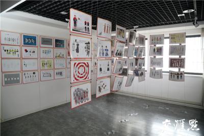 体现时代性、创新性、实用性等, 495件作品入围中国体育文化创意大赛奖