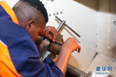 第六届非洲职业技能挑战赛在肯尼亚闭幕
