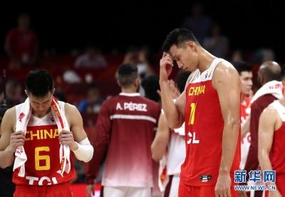 中国男篮不敌委内瑞拉无缘篮球世界杯16强
