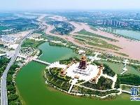 生态中国·塞上江南沙水依