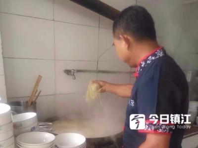 镇江宝堰干拌面到底有多好吃,竟然成了非物质文化遗产