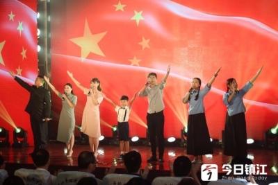大港街道举办庆祝新中国成立70周年系列活动启动仪式
