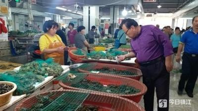 小块头江蟹每斤只要20元,比肉还便宜 尝鲜正当时!