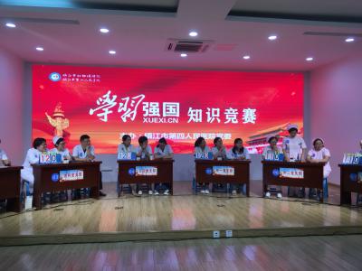 """镇江市妇幼保健院开展""""学习强国""""知识竞赛 打造学习新高地"""
