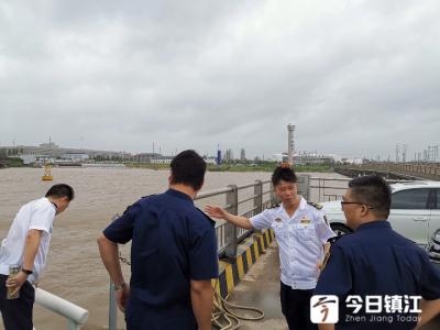 全力保障江上航运安全  首艘老旧船舶被依法滞留